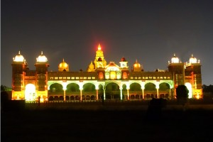Palais-du-Maharaja-de-Mysore