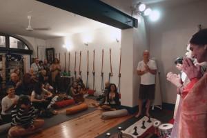 spectateurs shakti yoga montpellier